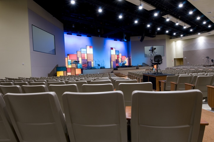 Church In Sarasota IT Services